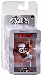 NECA Horror Movie Scalers Series 1 Mini Figure Gizmo New!