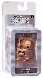 NECA Horror Movie Scalers Series 1 Mini Figure Gollum New!