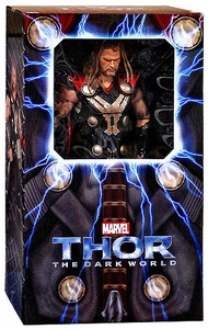 NECA Marvel Thor The Dark World Quarter Scale Action Figure Thor