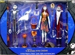 NECA Nightmare Before Chistmas Action Figure 3-Pack Boxed Set Jack, Sally & Santa Jack