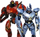 NECA Pacific Rim Re-Issue Figures!