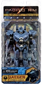 NECA Pacific Rim RE-ISSUE Action Figure Striker Eureka [Jaeger] New!