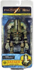 NECA Pacific Rim Series 2 Action Figure Cherno Alpha