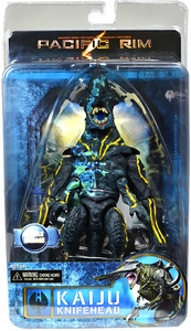 NECA Pacific Rim Series 3 Ultra Deluxe Kaiju Action Figure Battle Damaged Knifehead