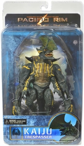 NECA Pacific Rim Series 3 Ultra Deluxe Kaiju Action Figure Trespasser
