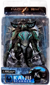 NECA Pacific Rim Series 4 ULTRA DELUXE Kaiju Action Figure Scunner New!