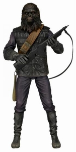 NECA Planet of the Apes Classic Series 1 Action Figure Gorilla Soldier Pre-Order ships July