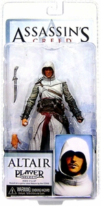 NECA Player Select 7 Inch Action Figure Altair [Assassin's Creed]