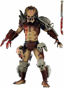 NECA Predator Movie Action Figure Bad Blood Predator Pre-Order ships August