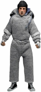 NECA Rocky Clothed 8 Inch Action Figure Rocky Balboa [Sweat Suit] Pre-Order ships September