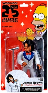 NECA Simpsons Series 1 Action Figure James Brown