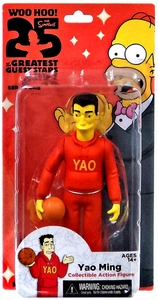 NECA Simpsons Series 1 Action Figure Yao Ming