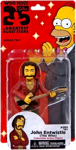 NECA Simpsons Series 2 Action Figure John Entwistle