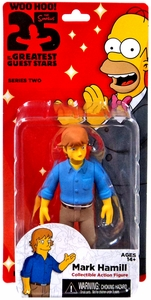NECA Simpsons Series 2 Action Figure Mark Hamill