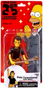 NECA Simpsons Series 2 Action Figure Pete Townshend