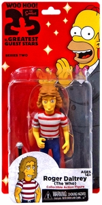 NECA Simpsons Series 2 Action Figure Roger Daltrey