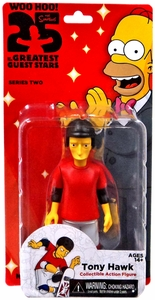 NECA Simpsons Series 2 Action Figure Tony Hawk