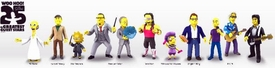 NECA Simpsons Series 3 Set of 11 Action Figures Pre-Order ships September