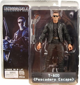 NECA Terminator 2: Judgement Day Series 1 Action Figure T-800 {Pescadero Escape}