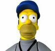 NECA The Simpsons