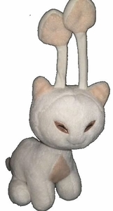 Neopets Limited Edition Plushie White Aisha