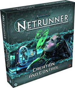Netrunner Living Card Game Andoid: Netrunner LCG Creation Control Expansi
