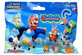 New Super Mario Bros. U Danglers Mystery PACK