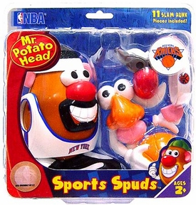 New York Knicks Mr. Potato Head NBA Sports Spuds
