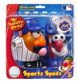 New York Mets Mr. Potato Head MLB Sports Spuds
