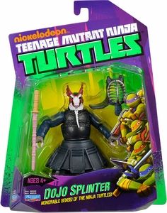 Nickelodeon Teenage Mutant Ninja Turtles Basic Action Figure Dojo Splinter