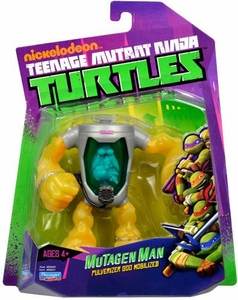 Nickelodeon Teenage Mutant Ninja Turtles Basic Action Figure Mutagen Man [Pulverizer Goo Mobilized] New!