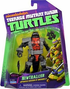 Nickelodeon Teenage Mutant Ninja Turtles Basic Action Figure Newtralizer