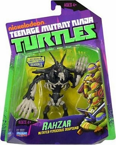 Nickelodeon Teenage Mutant Ninja Turtles Basic Action Figure Rahzar [Mutated Ferocious Dogpound]