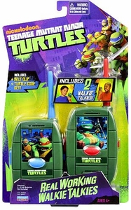 Nickelodeon Teenage Mutant Ninja Turtles Walkie Talkies