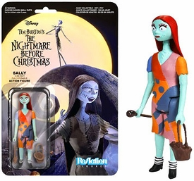 Nightmare Before Christmas Funko 3.75 Inch ReAction Figure Sally Pre-Order ships August