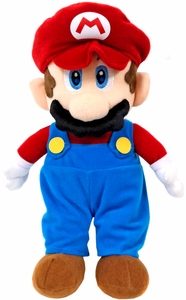 Nintendo Super Mario Brothers Mario Party 12 Inch Plush Figure Mario