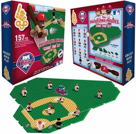 OYO Baseball MLB Generation 1 Team Field Game Time Set Philadelphia Phillies