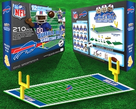 OYO Football NFL Generation 1 Team Field Gametime Set Buffalo Bills Pre-Order ships March
