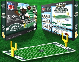 OYO Football NFL Generation 1 Team Field Gametime Set New York Jets