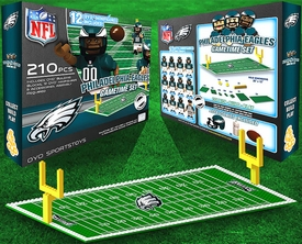OYO Football NFL Generation 1 Team Field Gametime Set Philadelphia Eagles Pre-Order ships April