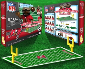 OYO Football NFL Generation 1 Team Field Gametime Set Tampa Bay Buccaneers Pre-Order ships March