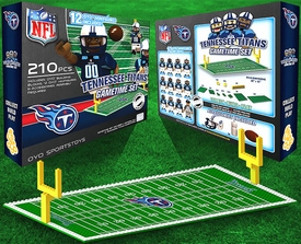 OYO Football NFL Generation 1 Team Field Gametime Set Tennessee Titans