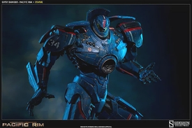 Pacific Rim Sideshow Collectibles Polystone Statue Gipsy Danger Pre-Order ships September