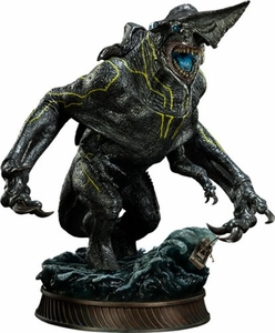Pacific Rim Sideshow Collectibles Polystone Statue Knifehead New!