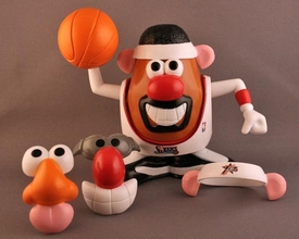 Philadelphia 76ers Mr. Potato Head NBA Sports Spuds