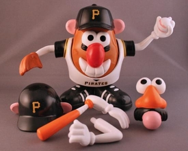 Pittsburgh Pirates Mr. Potato Head MLB Sports Spuds