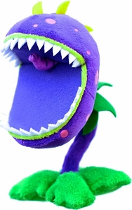 Plants vs Zombies Plush Chomper Pre-Order ships August