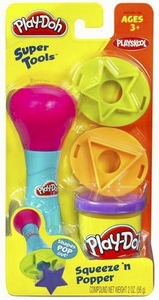 Play-Doh Super Tools Squeeze n Popper