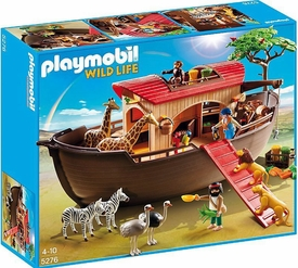 Playmobil African Wild Life Set #5276 Animal Ark