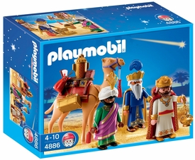 Playmobil Christmas Set #4886 3 Wise Kings
